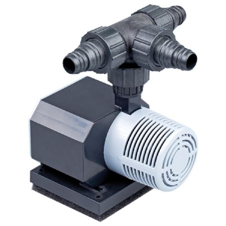 system-Tec 1000 Messner Brunnen Pumpe für Wasserspiele, Zierbrunnen, Quellsteine