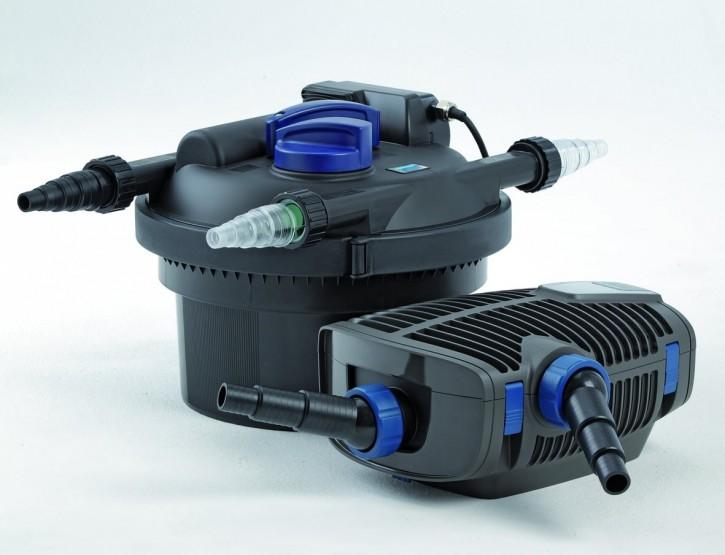 Druckfilter System Oase FiltoClear Set 3000 vom PREMIUM-Händler | Teiche bis 3 m³