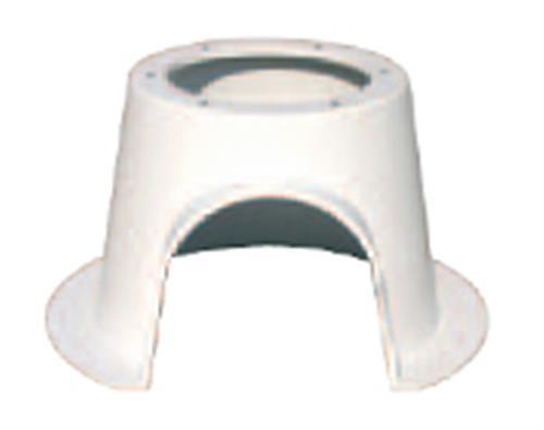 Kein Einzelversand Stütze (Elefantenfuß) für Ø90/110/120x35 PE/GFK Becken mit GFK Deckel