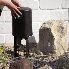 InScenio FM-Master 3 Oase Gartensteckdose mit Fernbedienung Cleveres Strommanagement für den Garten