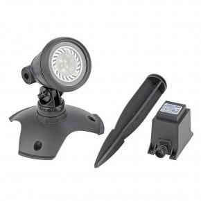 LunAqua 3 LED Set 1 warm weiß Oase Strahler für Wasserspiele, Zierbrunnen und Quellsteine